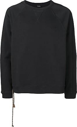 Qasimi classic sweater - Black