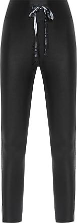Colcci Fitness Calça Legging Com Cadarço Personalizado - Preto