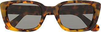 Retro Superfuture Lira tortoiseshell sunglasses - Brown
