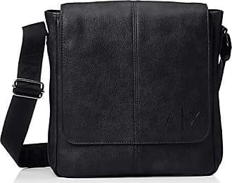 298ef6ffb1214f Armani Messenger Bags - Borsa Uomo, Nero, 26.0x9.0x26.5 cm