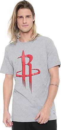 NBA Camiseta NBA Houston Rocket Cinza