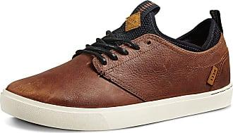 Reef Mens Discovery Le Low-Top Sneakers, Brown (Brown Bro), 11 UK