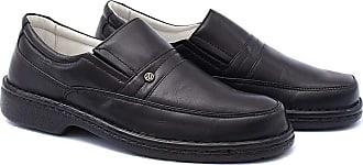 Di Lopes Shoes Sapato antistres Mestiço 100% Couro. (38)