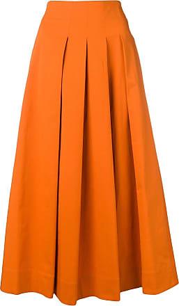 Ql2 Quelledue Krystal skirt - Orange