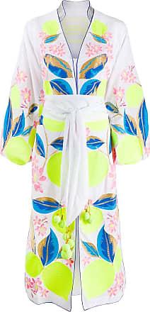 Yuliya Magdych Lemons dress - White