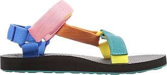 Teva Womens Original Universal Open Toe Sandals, Multicolour (90s Multi SMU), 4 UK (37 EU)