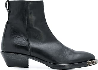 Moma Mexico city boots - Black