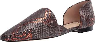Vince Camuto Womens KORDIE Loafer Flat, Brown 01, 6.5 UK