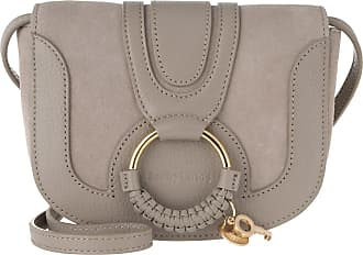 See By Chloé Cross Body Bags - Hana Mini Bag Motty Grey - grey - Cross Body Bags for ladies