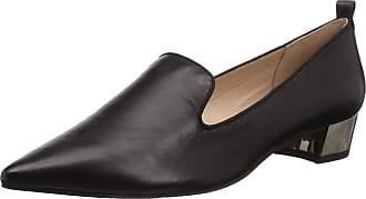 Franco Sarto Womens Vianna Loafer, Black, 6.5