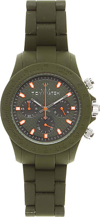 Toywatch Watch for Men On Sale, Military Green, Silicone, 2017, One Size