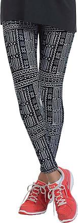 Marcyn Legging Estampa Tribal Preto | 524.815 TRIBAL - GG