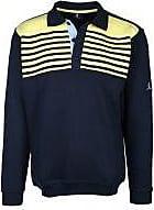 Wind Sportswear Sweatshirt mit Zierstreifen