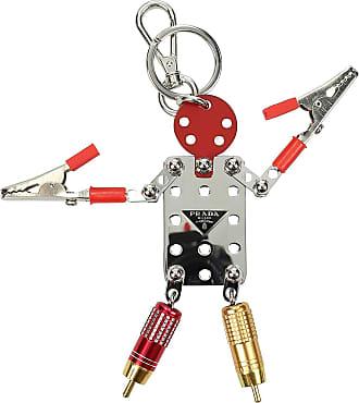 Prada Key rings Prada ugo Men - Metal (1TR031UGOACCIAIOLUCIDO)