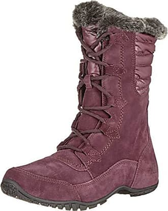 a19a025604 The North Face Nuptse Purna II, Bottes de Neige Femme, Marron (Fig/