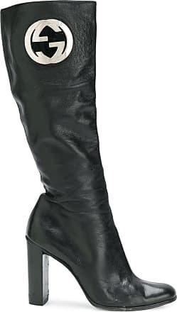 9a984e73e Gucci Leather Boots: 28 Items | Stylight
