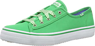 Keds Womens DBL UP LTT Slippers, Green Green, 4 UK