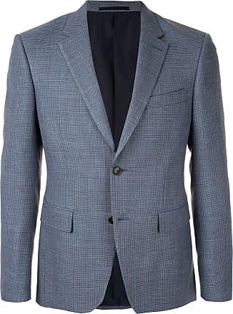 Kent & Curwen classic tailored blazer - Blue