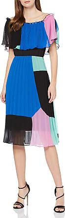 Pepe Jeans London Womens Corina Dress, Multicolour (Multi 0Aa), X-Large