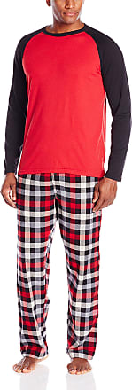 Hanes Mens Flannel Sleep Gift Set