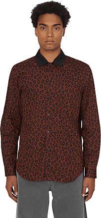 A.P.C. A.p.c. Arid shirt MAROON S