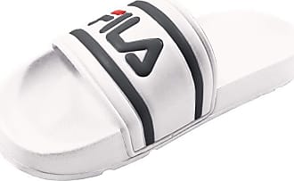 Fila Morro Bay Slipper 2.0 Mules/Clogs Hommes White - UK:6.5 - Tap-Dancing