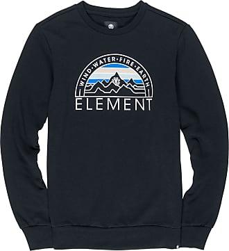 Element Odyssey Cr Sweater Medium Flint Black