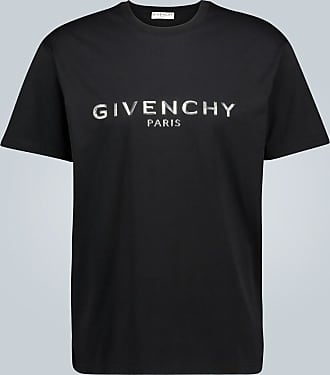 Givenchy Bedrucktes T-Shirt aus Baumwolle
