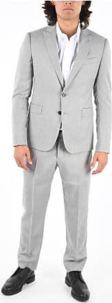 Armani EMPORIO Side Vents 2-button Suit size 52