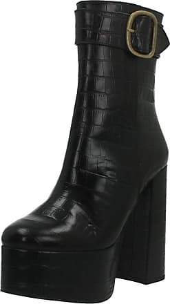 Yellow Womens Boots, Farbe Black, Marke, Modell 92825 Negro (Negro)
