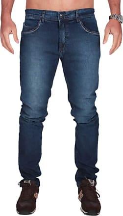 Rip Curl Calça Jeans Rip Curl Mid Blue Wave - Azul - 36