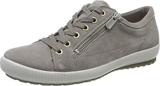 Legero Womens Tanaro Low-Top Sneakers, Grey (Griffin (Grau) 29), 5.5 UK