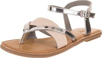 9b7ff165ca04 Toms Womens Lexie Silver Specchio Hemp Sandal 5.5 Women US