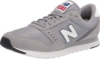 gray new balance shoes