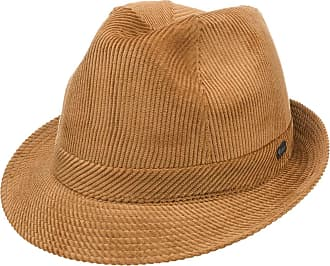 c347d27fe1abb LIPODO Molinar corduroy hat camel | Mens hat made from 100% cotton | Sizes: