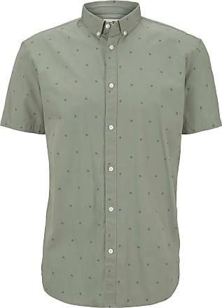 Tom Tailor Hemd oliv