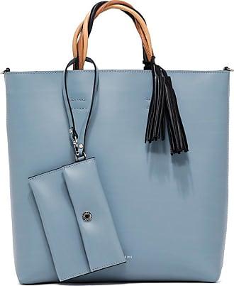Gianni Chiarini large size francesca hand bag color light blue
