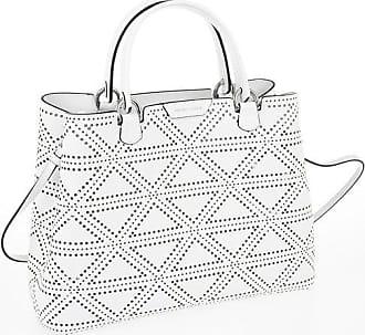 Armani EMPORIO Leather Openwork Bag size Unica