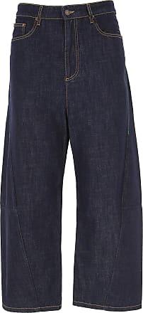 Kenzo Denim Jeans On Sale, Blu Scuro, Cotone, 2019, 46 48 50 52