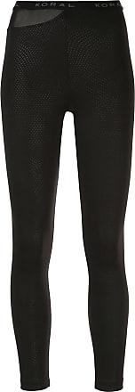 Koral Leggings Eros Etch - Di colore nero