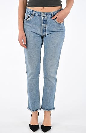 Re/Done LEVIS 16cm Lateral Zip Jeans size 28