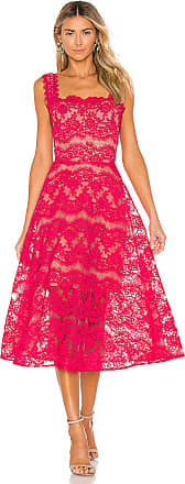 Bronx and Banco Britney Gown in Pink