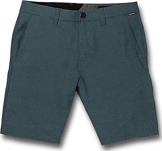 Volcom Mens Frickin SNT SLUB 20 Shorts, Faded Navy, 38