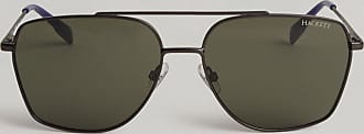 Hackett Caravan Metal Sunglasses | Matt Black
