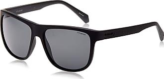 Polaroid Mens PLD 2057/S M9 003 57 Sunglasses, Matt Black/Grey Grey