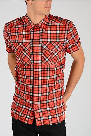 Neil Barrett Checked Short Sleeves Shirt size 42