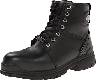 Harley-Davidson Harley-Davidson Mens Gage CT Waterproof Work Boot, Black, 11.5 M US