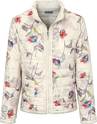 Basler Reversible quilted jacket Basler multicoloured