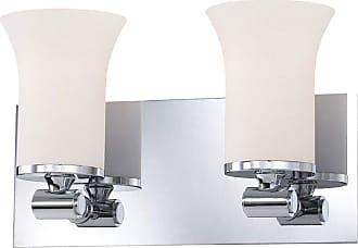 Elk Lighting Flare 2 Light Bathroom Vanity Light - BV2062-10-15