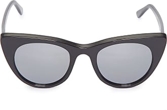 HELENA BORDON óculos Do Show Lente Espelhada Helena Bordon- Preto